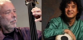 Crosscurrents: Zakir Hussain & Dave Holland